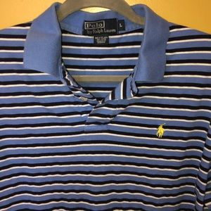 Men's Large polo Ralph Lauren slightly used no rip
